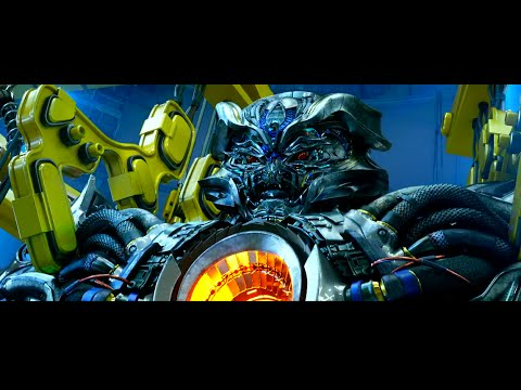 Transformers Age of Extinction - First appearance Galvatron Scene (1080pHD VO)