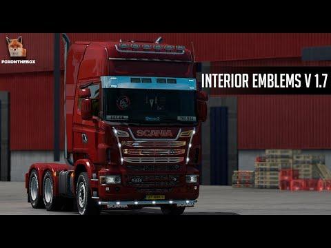 Interior Lights & Emblems v2.1 1.28.x