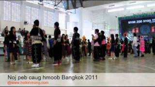 hmong Bangkok  new year 4-12-2011