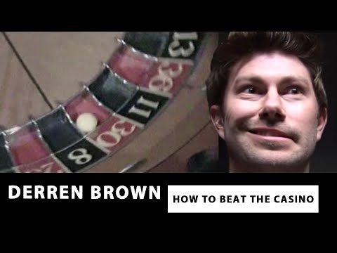 Derren Attempt's To Win The Roulette Wheel – Derren Brown: How To Take Down A Casino