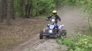 8. NAC Warszawskie Safari 2017 - Adrian Janik - Yamaha YFZ 450   | MotoRecords.pl |