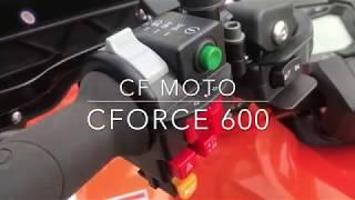 7. CFmoto CForce 600 2019
