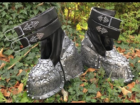 DIY Platform Boots - Emma Bloom from Miss Peregrine's Home For Peculiar Children