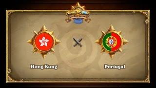 HKG vs PRT, game 1