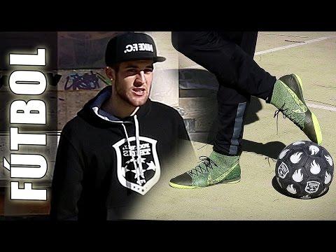 Caño/Túnel Trava - Trucos, Jugadas y Videos de Futbol Sala/Futsal Freestyle
