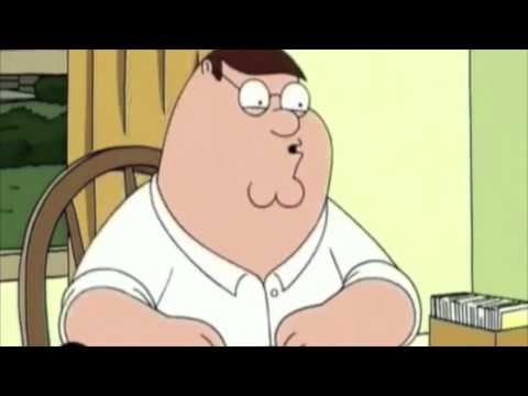 "i griffin - ""peter, devi dire 'cosa'!!"""