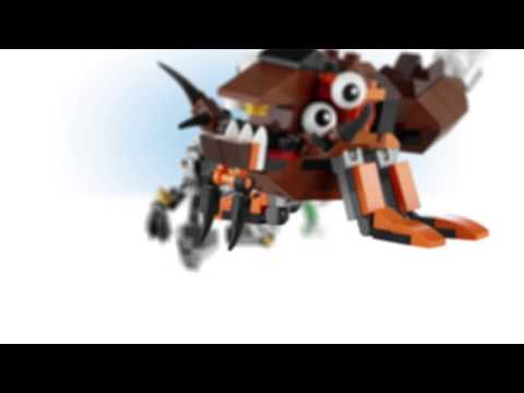 LEGO® Mixels -- Mix to the Max!