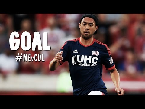 Video: GOAL: Lee Nguyen curls home a magical free kick