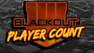 Blackout Beta PLAYER COUNT Revealed & PS4/Xbox/PC Release Dates BO4