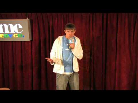 John Thomason: Open Mic Night - Comedy Competition