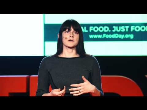 Starting a movement: Changing the global food system   Lilia Smelkova   TEDxCaserta