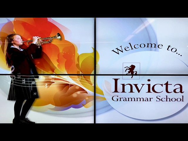 2018 Invicta Grammar School Drone Video