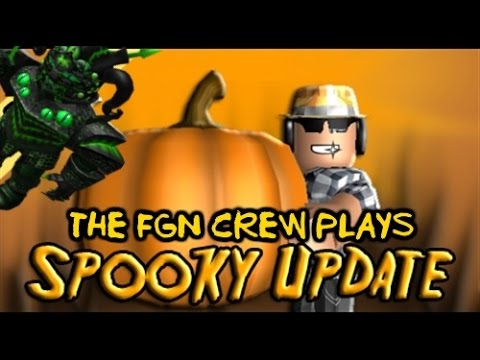 The FGN Crew Plays: Roblox - Twisted Murderer Spooky Update (PC)