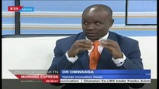 Morning Express 21st July 2016 - TECH CENTRAL: Innovation Expo