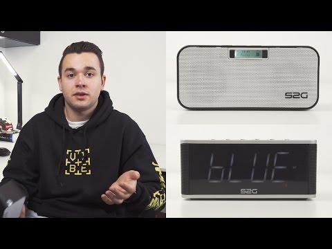 Sound2Go Bluetooth Lautsprecher (Heavy Metal/Wakeup) + Gewinnspiel!