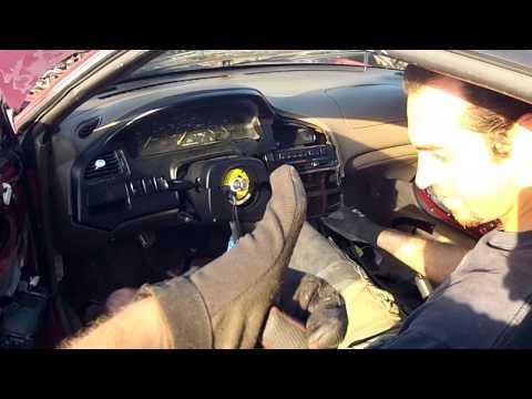 Mazda MX-6 - Zepticons Steering Wheel