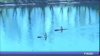 2015 Belgrade c-1 200m W National trials  of European Championships