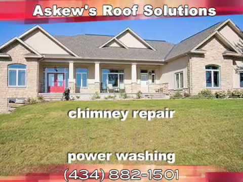 Askew's Roof Solutions Charlottesville, VA