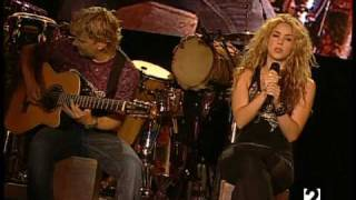 Shakira Rock In Rio 2008 7 Hay Amores HQ