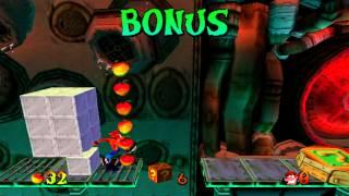 Crash Bandicoot 2: Cortrex Strikes Back (PS1) Walkthrough - Sewer Or Later