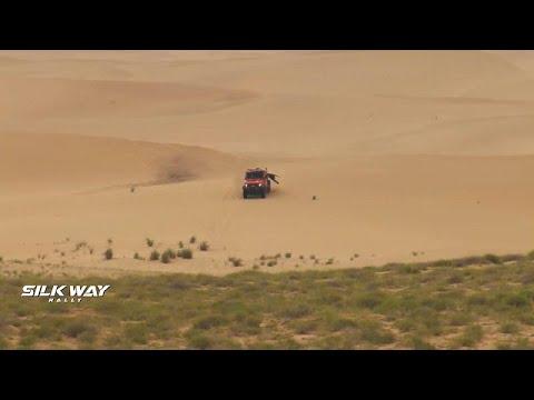 Silk Way Rally: Δυσκολίες για τους οδηγούς στην εσωτερική Μογολλία  …