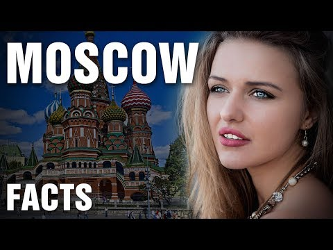 Surprising Facts About Moscow, Russia (видео)