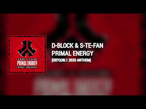 D-block & S-te-fan - Primal Energy (DefQon.1 2020 Anthem) (Extended Mix)