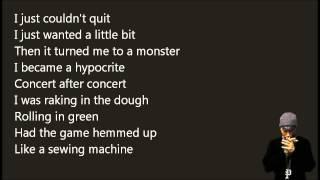 Eminem - Careful What You Wish For lyrics [HD]