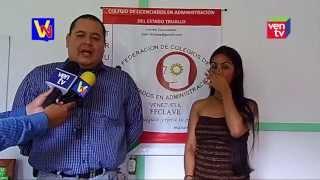 Colegio de Licenciados en Administración hizo un llamado de unión al gremio