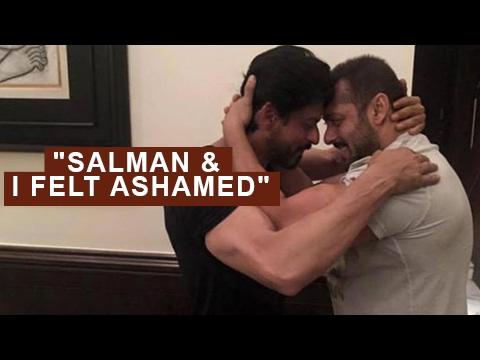 Salman Khan & Shahrukh Khan EMOTIONAL Conversation