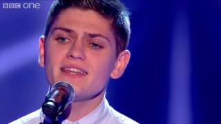 Jake Shakeshaft perfoms 'Thinking Out Loud' by Ed Sheeran The Voice UK 2015 Blind Auditions ➥