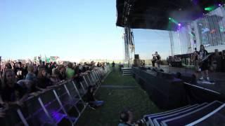 Video SHATTER Válka je byznys - Jamrock 2014
