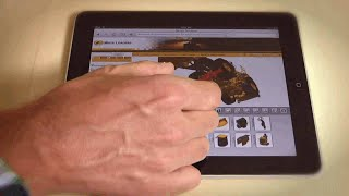 Arbortext Service Information Solutions deliver 3D service procedures for mobile devices