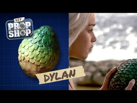 How to Build a Replica of Daenerys Targaryen  s Dragon Eggs From Game of