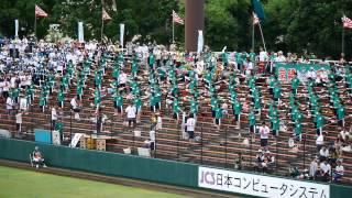 2014夏 高校野球 茨城大会 八千代高校の個性的な応援