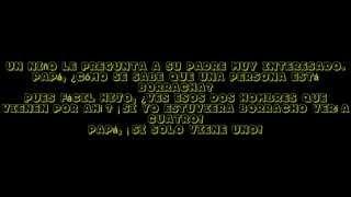 LOS 5 MEJORES CHISTES DE BORRACHOS [2013][HD]