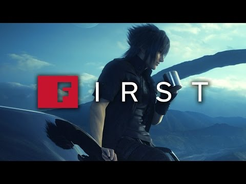 Final Fantasy XV en vidéo de gameplay
