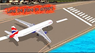 Welcome to Flying Airplane Pilot Flight Game during which you may be ready to dream to be knowledgeable pilot and overcome the skies with Avion flight. Get pleasure from to maneuver higher with town Plane Flying Sim and this Real Fly Pilot Jet offers you the classiest flight simulation that contains completely different plane choice modes and realistic airports.Google Play link: https://play.google.com/store/apps/details?id=com.miniart.flying.airplane.flight.pilot==========================================► SUBSCRIBE HERE:- https://goo.gl/dkAxut===========================================► FOLLOW ME ON TWITTER:- goo.gl/edgv25► LIKE US ON FACEBOOK:- goo.gl/IPs2wI► CONNECT US ON GOOGLE+:- goo.gl/MuKW3B============================================In Flying Airplane Pilot Flight Gameplay fly with most representative flying expertise can develop for all program that airplane flying machine provides you real feelings of flying and dominant jet planes expeditiously. There are multiple objectives of this plane flying game play during which completely different straightforward, powerful and difficult tasks area unit to be completed. You have got to indicate your interest and determination once you fasten your safety harness and move higher within the skies. This flight simulation provides you real expertise of changing into pilot of various jets.You have got to initiate the amount and decide the rings and points by your smart driving. Background sound and realistic graphics can develop your attention towards the sport play. This flying jet sim 2017 game play may be a responsibility for you to choose and drop passengers from one aerodrome to the opposite. Your struggle and motivation to try and do best are key to your success. Thus keep enjoying with driving plane in several environments and climate. Beginning levels of this Flying Airplane Pilot Flight game play can check your accuracy in driving and step by step levels contains difficult tasks and missions. Don't be afraid fro
