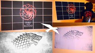 Biz, Game of Thrones fanları için özel video. A4 kağıtlardan dev bir Targaryen ve Stark posteri yaptım. İyi seyirler :)Rasterbator İndirme linki: http://goo.gl/QU0AmqDiğer Hanelerin Posterleri: https://goo.gl/rTd8rl (Çıktıya hazır)Video sonundaki müzik: https://www.youtube.com/watch?v=mX-NqWQs68g (Aa çok güzel ben bunu videomda kullanayım demeyin, şurayı bir gözden geçirin: http://goo.gl/AtmemQ )-----------Tüm Nasıl Yapılır Videoları: https://goo.gl/YSxz8G* İletişim Bilgilerim:Site: www.aquariumbird.comFacebook: www.facebook.com/aquariumbirdTwitter: www.twitter.com/grammesinTwitter: www.twitter.com/aquariumbirdYoutube: www.youtube.com/aquariumbirdInstagram: www.instagram.com/grammesinInstagram: www.instagram.com/aquariumbirdYouNow: www.younow.com/aquariumbirdTwitch: www.twitch.tv/aquariumbirdGoogle+: plus.google.com/u/1/106157809687552618272Steam: steamcommunity.com/groups/aquariumbirdOrigin: aquariumbird