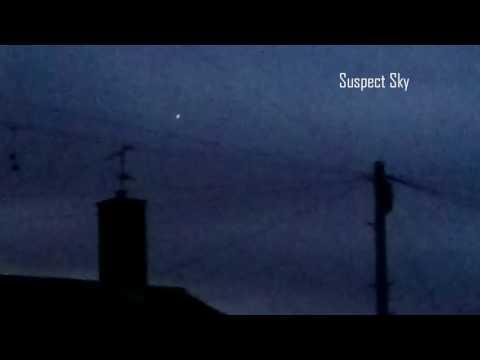 ufo avvistato da un famiglia di yorkshire inghilterra
