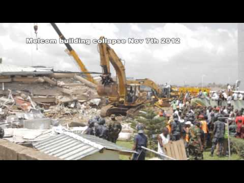 Melcom Building Collapse