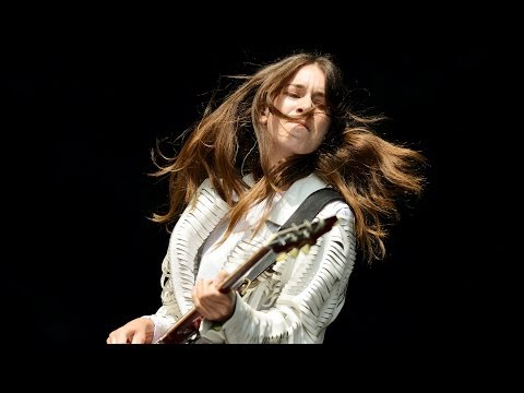 HAIM - Don't Save Me at Glastonbury 2014