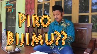 Piro Bijimu - Download Video Lucu - Parody Jawa Bahasa Indonesia