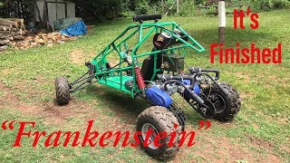 Download Video Painting the dual engine go kart MP3 3GP MP4