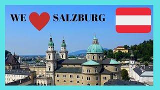 Salzburg Austria  city images : A walking tour around beautiful Salzburg (Austria)