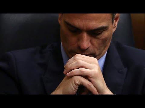 Απερρίφθη ο προϋπολογισμός της κυβέρνησης Σάντσεθ – Πρόωρες εκλογές εν όψει…