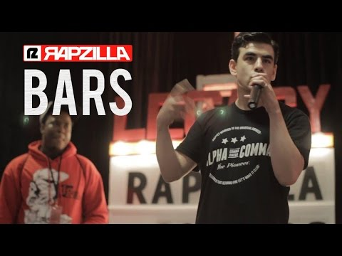 Rapzilla 16 Bar Challenge - Braille vs Serge