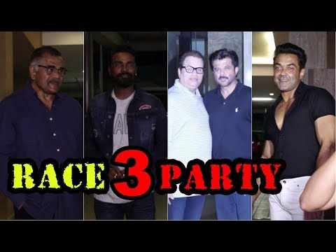 Race 3 Producer Ramesh Taurani Host Party After Trailer Launch