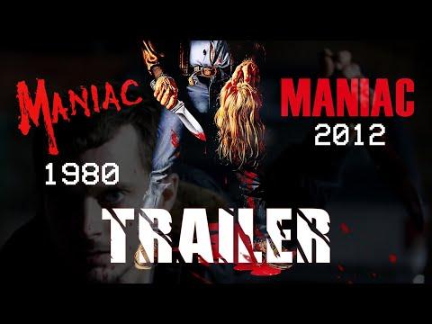 Maniac | 1980 & 2012 | Official Trailer | HD | Horror-Drama