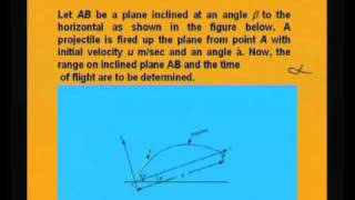 Mod-10 Lec-23 Kinematics Of A Particles